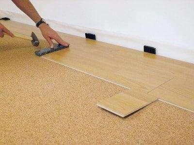 Допустимий перепад підлога при укладанні ламінату