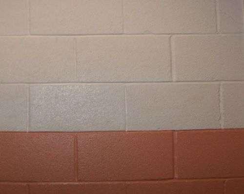 Фарбування стін з газобетону