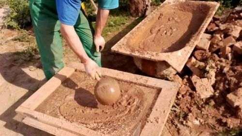 Глиняний розчин для кладки