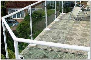 Як Класти Плитку На Балконі