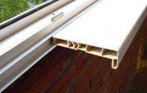 Як Кріпити Пластикове Підвіконня На Балконі