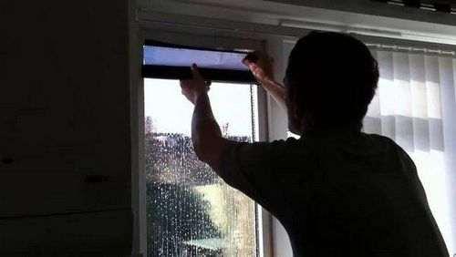 Як Наклеїти Дзеркальну Плівку На Вікно