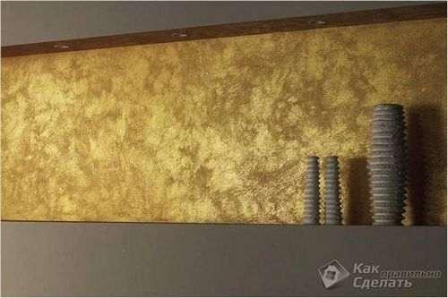 Як підготувати стіни під декоративну штукатурку