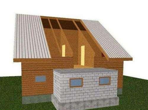 Як Побудувати Прибудову До Будинку З Піноблоків
