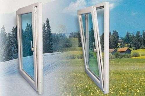 Як Поставити Вікна На Зимовий Період