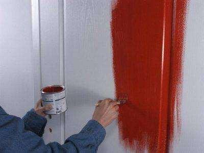 Як Правильно Пофарбувати Міжкімнатні Двері