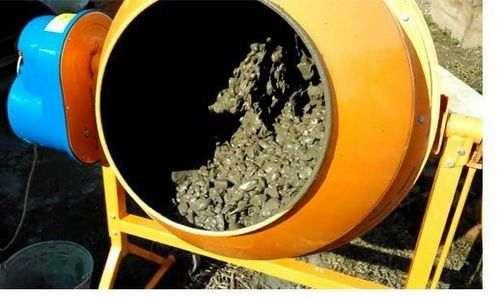 Як правильно замісити бетон