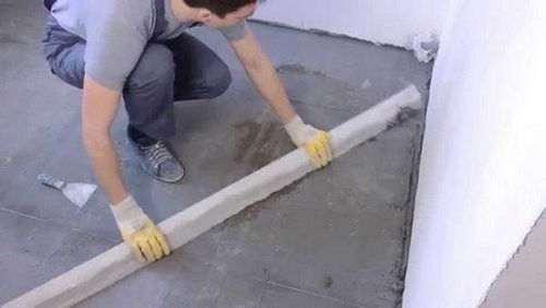 Як Правильно Зробити Стяжку Підлоги