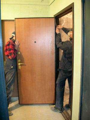 Як Розібрати Вхідні Металеві Двері