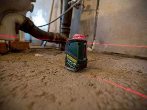 Як розрахувати кількість матеріалу на стяжку підлоги