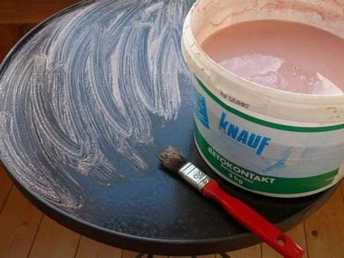 Як розводити плитковий клей