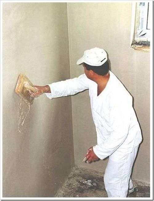 Як штукатурити стіни без маяків