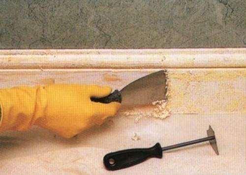 Як Видалити Масляну Фарбу З Бетонних Стін