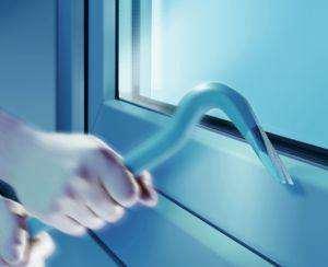 Як Відкрити Пластикове Вікно Без Ручки Зсередини