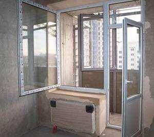 Як З'Єднати Пластикове Вікно З Балконними Дверима