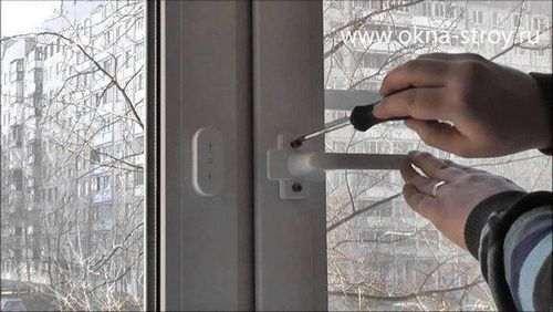 Як Замінити Ручку На Пластиковому Вікні