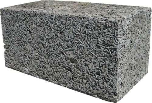 Як зробити арболітові блоки