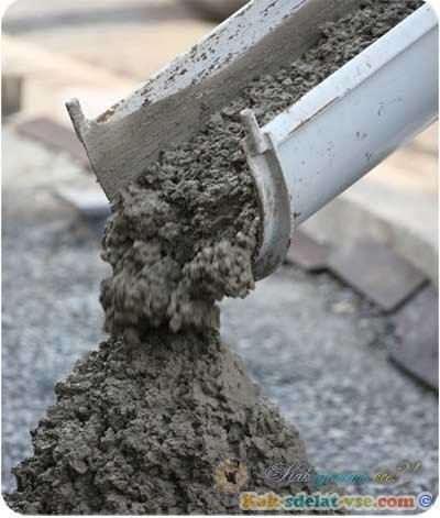 Як зробити бетон гладким