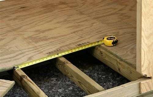 Як зробити дерев'яну підлогу в приватному будинку