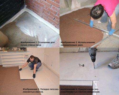 Яка фракція керамзиту потрібна для утеплення підлоги