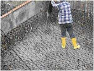 Яка марка бетону використовується для заливки фундаменту