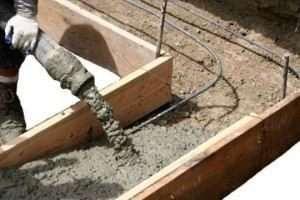 Який бетон потрібен для фундаменту