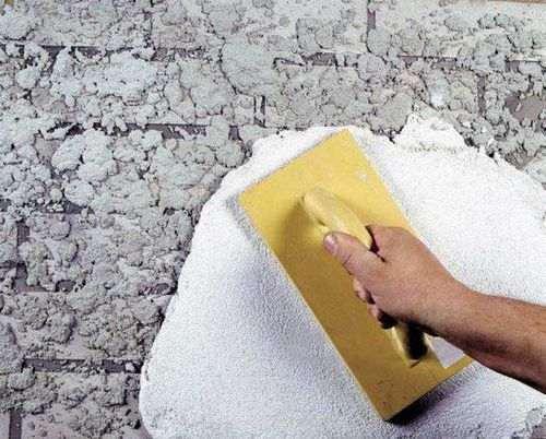 Який Фарбою Фарбувати Цементну Штукатурку