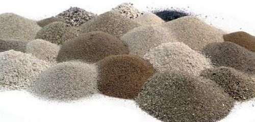 Який пісок краще для стяжки