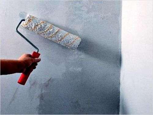 Обов'язково гарантувати стіни перед наклеюванням шпалер
