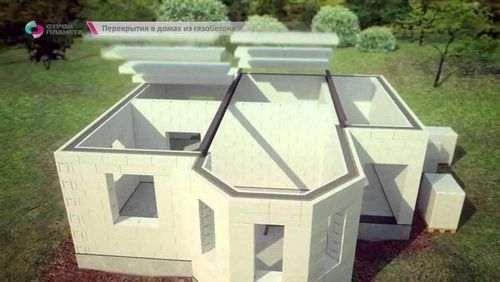 Побудувати недорогий будинок з піноблоків