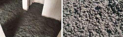 Пропорції керамзиту і пескобетона для стяжки