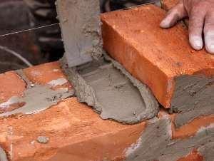 Розчин цементу для кладки цегли