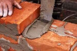 Розчин з глини для кладки цегли