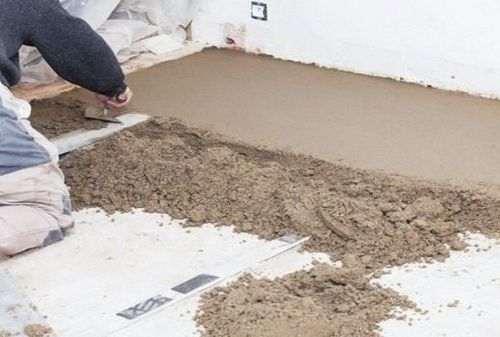 Розрахунок бетону на квадратний метр