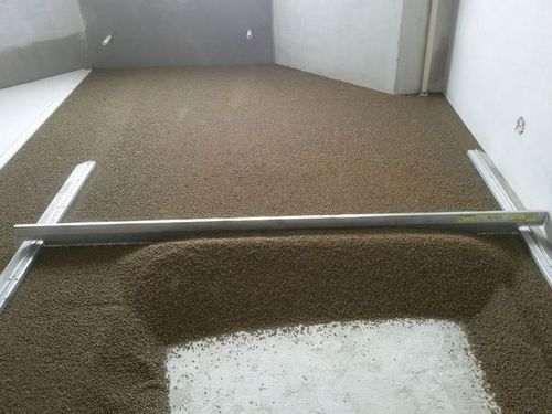 Розрахунок сухої стяжки підлоги