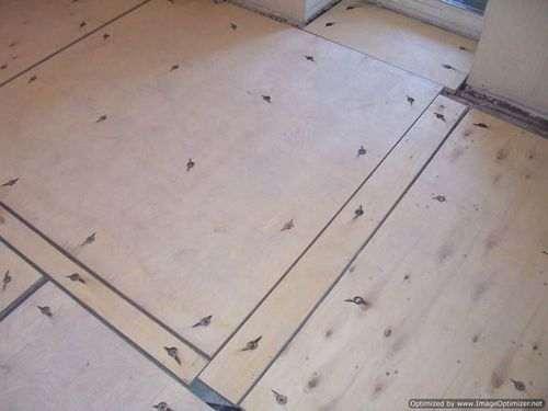 Що робити якщо скриплять дерев'яні підлоги