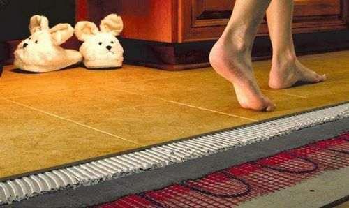 Скільки Часу Нагрівається Електричний Тепла Підлога