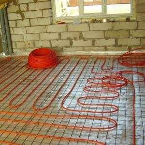 Скільки кіловат витрачає тепла підлога