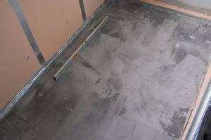 Стяжка Підлоги На Балконі З Керамзитом