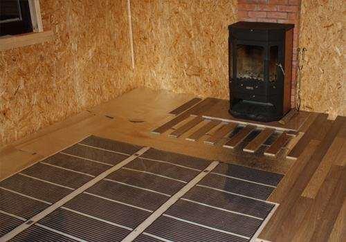 Тепла підлога плюси і мінуси для здоров'я
