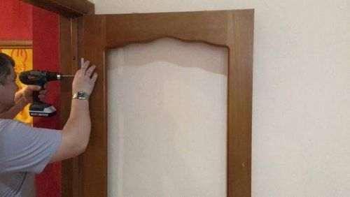 Вставити Скло В Міжкімнатні Двері