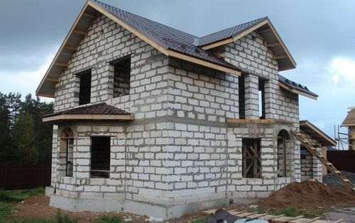 Скільки Потрібно Цегли Щоб Побудувати Будинок