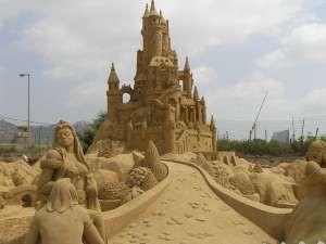 Як Робити Замок З Піску