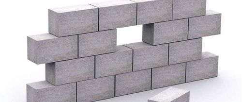 Як Розрахувати Куб Кладки Блоків