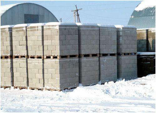 Можна Лі Будувати Будинок З газобетону Взимку