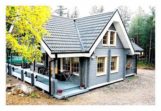 будинок, краще, будувати, одноповерховий, двоповерховий